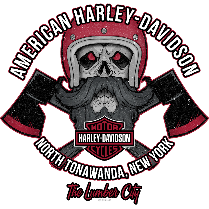 American Harley Davidson Logo