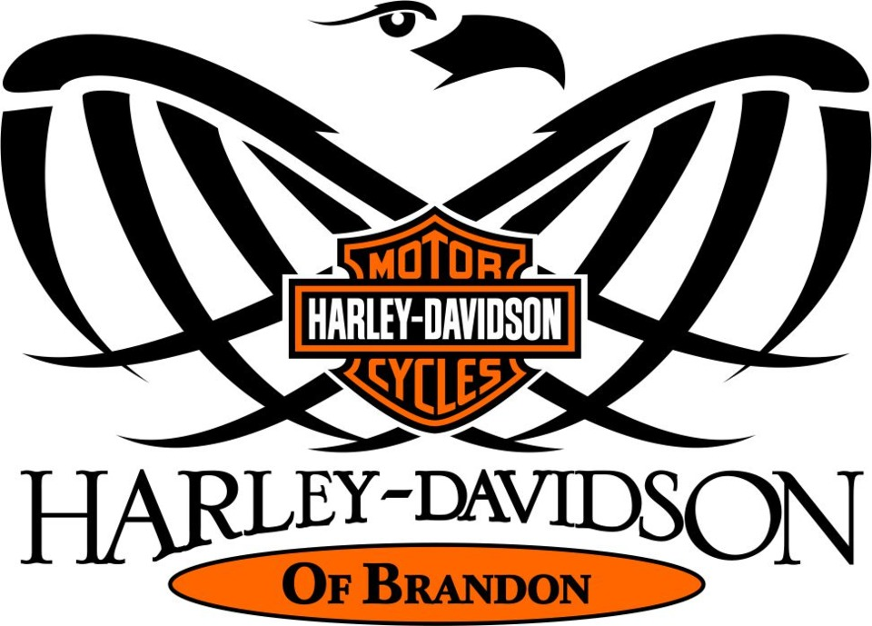 Brandon Harley Davidson Logo