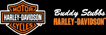 Buddy Stubbs Harley Davidson Logo