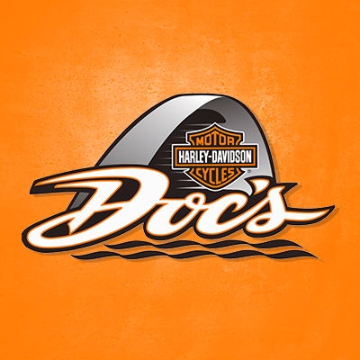 Doc's Harley Davidson Logo