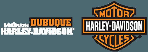 McGrath Dubuque Harley Davidson Logo