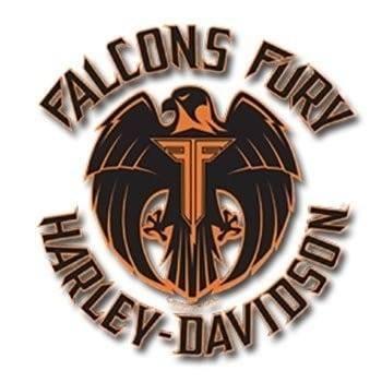 Falcons Fury Harley Davidson Logo