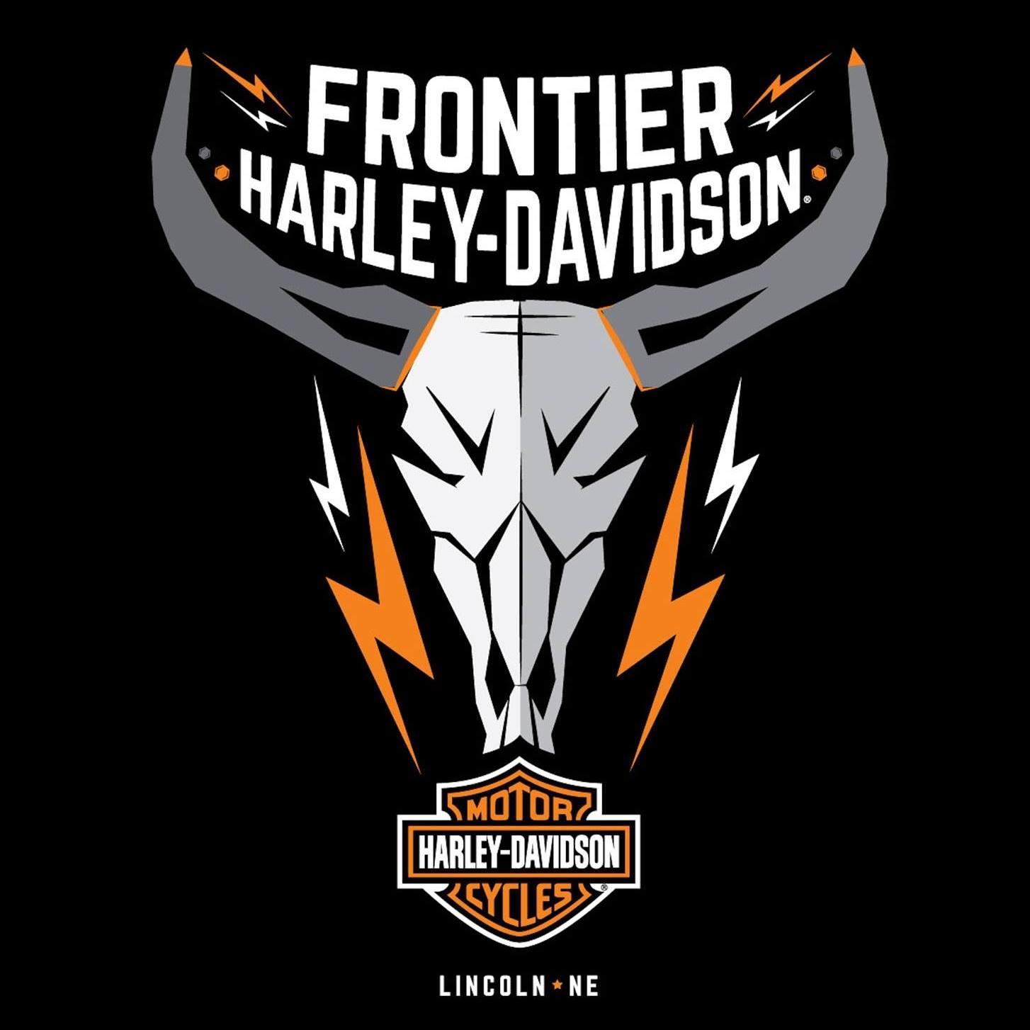 Frontier Harley Davidson Logo