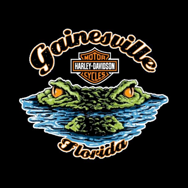 Gainesville Harley Davidson Logo