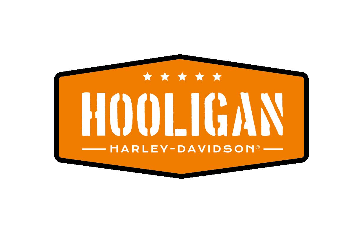 Hooligan Harley Davidson Logo