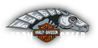 Iron Steed Harley Davidson Logo
