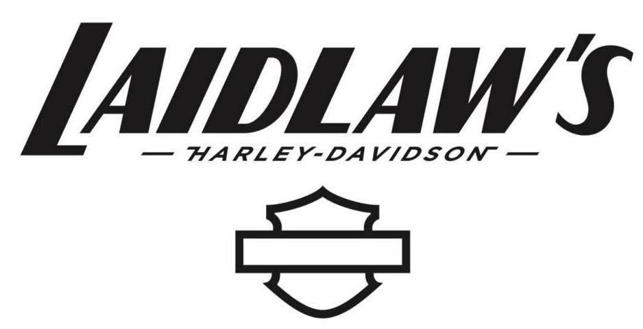 Laidlaw's Harley Davidson Logo