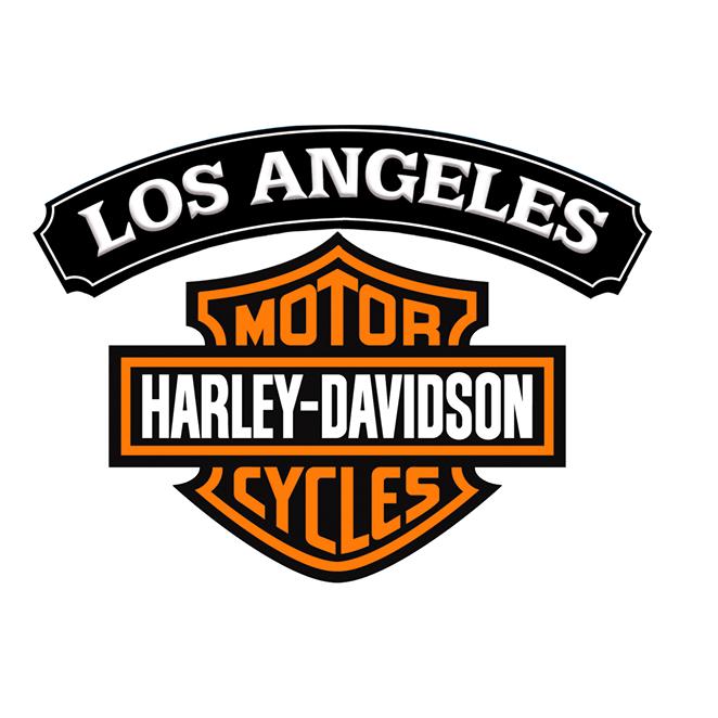 Los Angeles Harley Davidson Logo