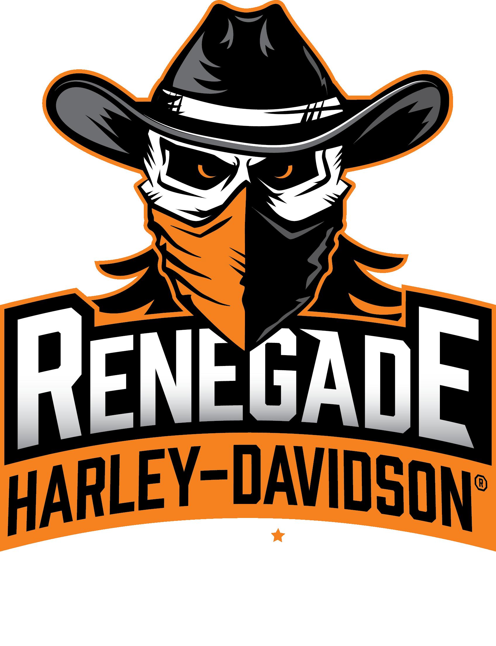 Renegade Harley Davidson Logo