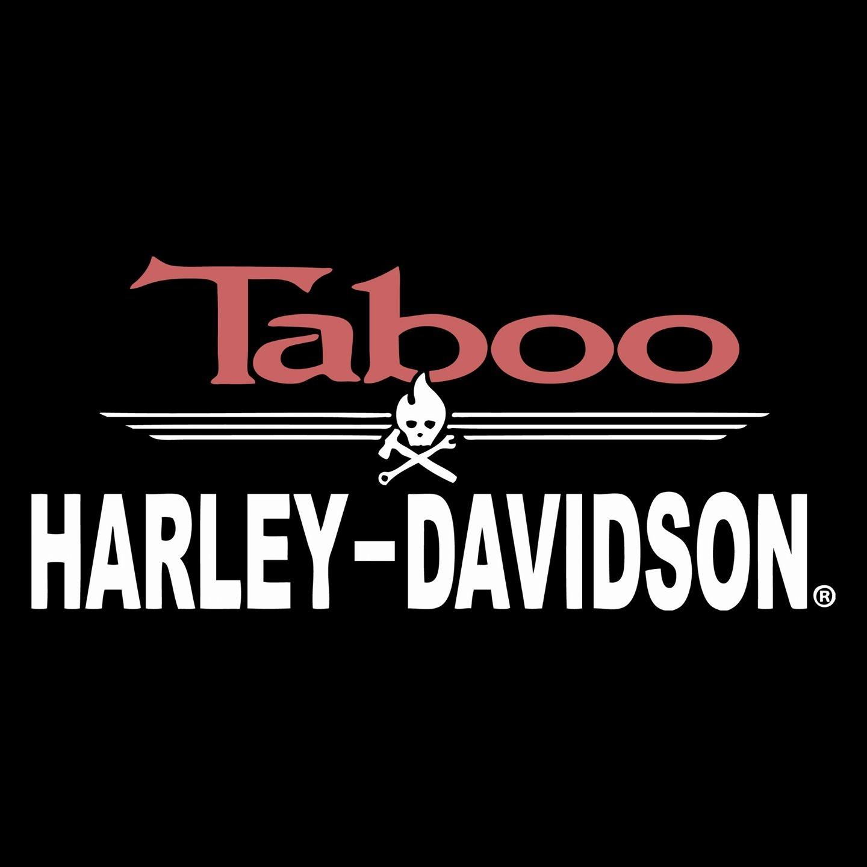 Taboo Harley Davidson Logo