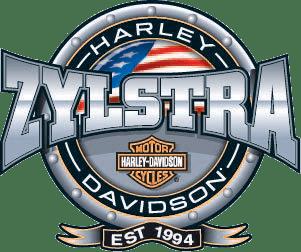 Zylstra Harley Davidson Logo