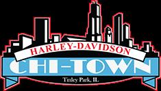 Chi Town Harley Davidson logo