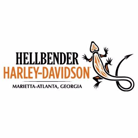 Hellbender Harley Davidson Logo