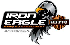 Iron Eagle Harley Davidson Logo