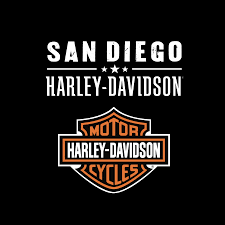 San Diego Harley Davidson Logo