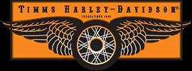 Timms Harley Davidson Logo